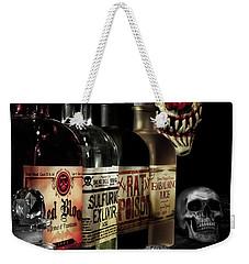 Evil Alchemy Weekender Tote Bag by Tom Mc Nemar