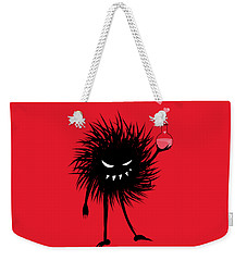 Evil Bug With A Love Potion Weekender Tote Bag