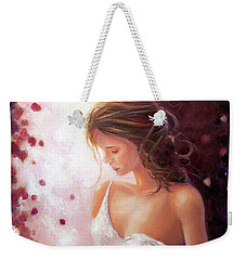 Evocative Scent Of A Summer Rose Weekender Tote Bag
