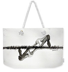 Evolution Weekender Tote Bag by Edwin Alverio