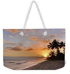 Ewa Beach Sunset 2 - Oahu Hawaii Weekender Tote Bag