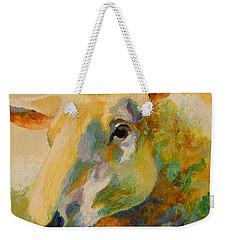 Ewe Portrait IIi Weekender Tote Bag