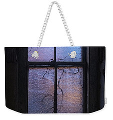 Exam Room Window Weekender Tote Bag