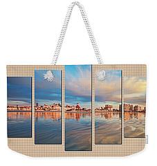 Example Panels Weekender Tote Bag