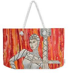 Excalibur Weekender Tote Bag