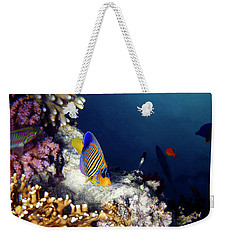 Exciting Red Sea World Weekender Tote Bag