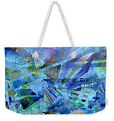 Excursions Of Vision Weekender Tote Bag