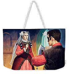Execution Of Mary Queen Of Scots Weekender Tote Bag by English School
