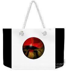Exoplanet  Weekender Tote Bag