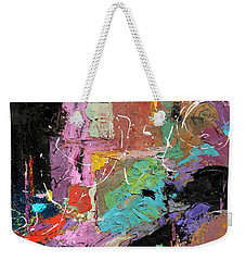 Exorbitant Colors Weekender Tote Bag
