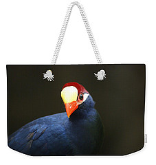 Exotic Bird Weekender Tote Bag