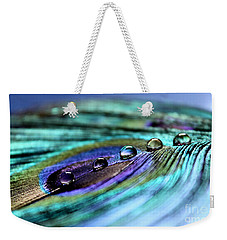 Exotic Drops Of Life Weekender Tote Bag