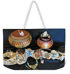 Exotic Gourds Weekender Tote Bag