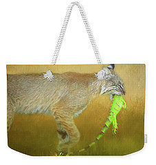 Exotic Lunch. Weekender Tote Bag