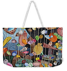 Exotic Seashells For Sale Weekender Tote Bag