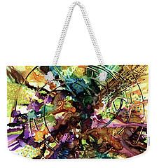 Expanding Universe Weekender Tote Bag by Alika Kumar