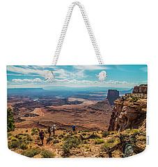 Expansive View Weekender Tote Bag