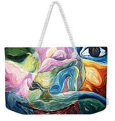 What Seek Ye ? Weekender Tote Bag