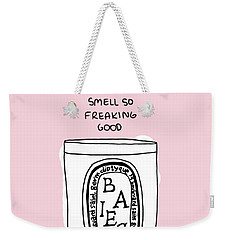 Expensive Candles Weekender Tote Bag