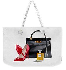 Expensive Taste Weekender Tote Bag