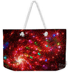 Weekender Tote Bag featuring the photograph Experiment 4 by Geraldine DeBoer