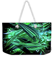 Weekender Tote Bag featuring the photograph Experiment 6 by Geraldine DeBoer