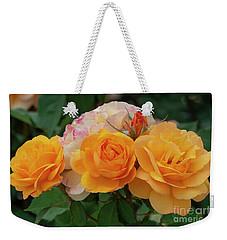 Experimental Roses 1 Weekender Tote Bag