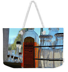 Expired On The Shelf Weekender Tote Bag