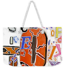 Explode - Tee Shirt Art Weekender Tote Bag
