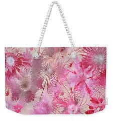 Exploflora Series No. 2 Weekender Tote Bag