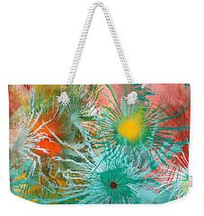 Exploflora Series Number 2 Weekender Tote Bag
