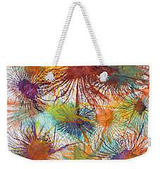 Exploflora Series Number 4 Weekender Tote Bag