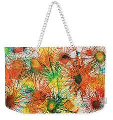 Exploflora Series Number 5 Weekender Tote Bag
