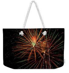 Explosion Weekender Tote Bag