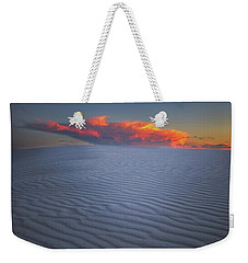 Weekender Tote Bag featuring the photograph Explosion Of Colors by Edgars Erglis
