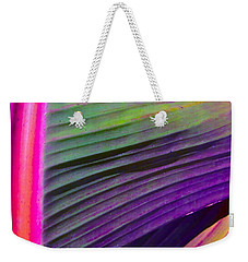 Exposed Weekender Tote Bag