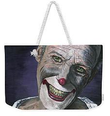 Exposed Weekender Tote Bag