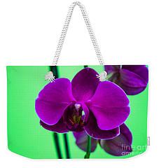 Exposed Orchid Weekender Tote Bag