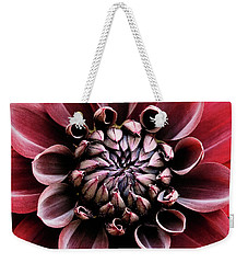 Weekender Tote Bag featuring the photograph Expressing Wishes by Jessica Manelis