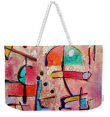 Expression # 12 Weekender Tote Bag