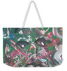 Expressions Of Life Weekender Tote Bag
