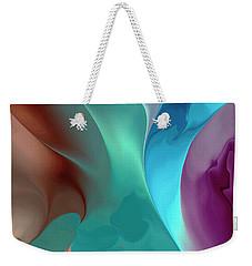 Expressive Feeling Weekender Tote Bag