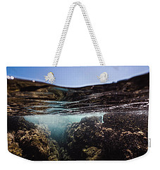 Expressive Rocks Weekender Tote Bag