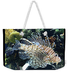 Exquisite Fish Weekender Tote Bag