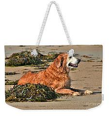Extended Summer Weekender Tote Bag