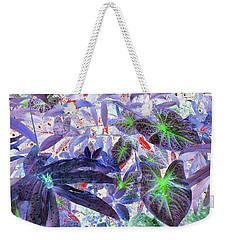 Extravagant Blue Weekender Tote Bag