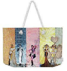 Extravaganza Weekender Tote Bag