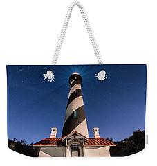 Extreme Night Light Weekender Tote Bag