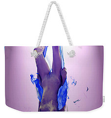 Extreme Visions Weekender Tote Bag by Tbone Oliver