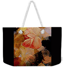 Exuberance Weekender Tote Bag by Nancy Kane Chapman